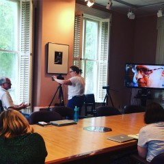 Documentary Workshop for Southern Studies Grad Students @ Barnard Observatory | Oxford | Mississippi | United States