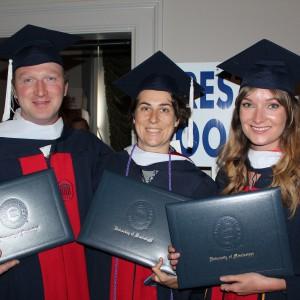 Bryan Hawks, Amanda Berrios, Sophie Hay
