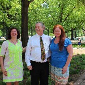 Rebecca Lauck Cleary, Ted Ownby, Margaret Gaffney