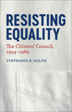 "Brown Bag Lecture: Stephanie Rolph, ""Resisting Equality: The Citizens' Council, 1954–1989"" @ Barnard Observatory"
