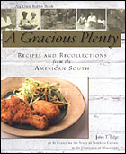 Image link for A Gracious Plenty: Recipes and Recollections form the American South page