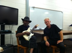 Blues in the Academy I