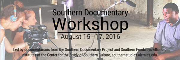 Southern Documentary Workshop