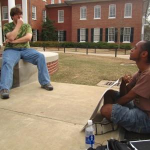 Anna Brilgance, Campus Conversation, University of Mississippi