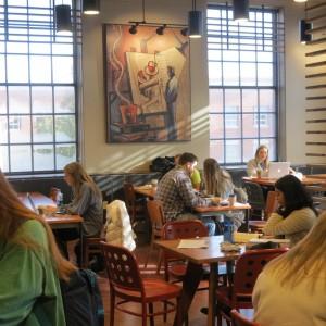 Tyler Carter, Coffee Break, University of Mississippi