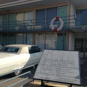 National Civil Rights Museum, Memphis