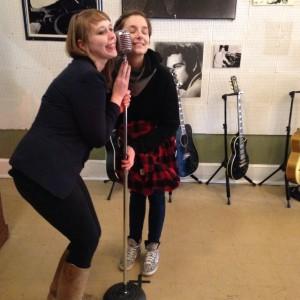 Amanda Malloy and Irene Van Riper, Sun Studios