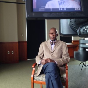 Dr. K. C. Morrison, movement veteran and chair of political science at Mississippi State University.