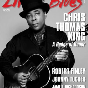 Check Out The June/July LIVING BLUES
