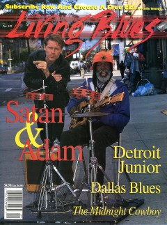 Living Blues Satan and Adam