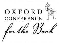 Oxford Conference for the Book @ Oxford and the University of Mississippi