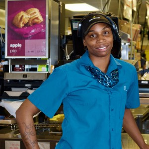 Oxford, Fast Food Employee, Rebecca DeLuna