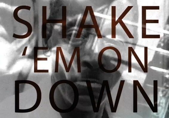 Shake Em On Down