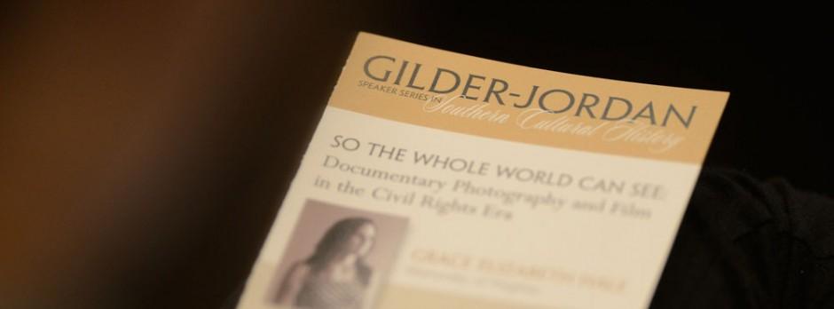 Gilder Jordan Program