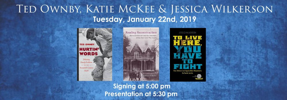 Faculty Book Event @ Off Square Books